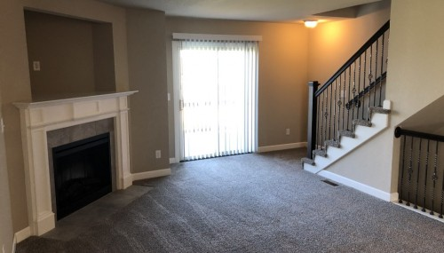 Come see this brand new town-home in Kansas City, KS!
