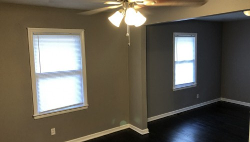 Newly remodeled, gorgeous 3 bed, 1 bath Ranch home in Kansas City, MO!
