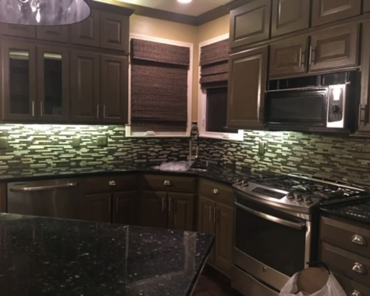 Stunning home in Overland Park located in Blue valley school district