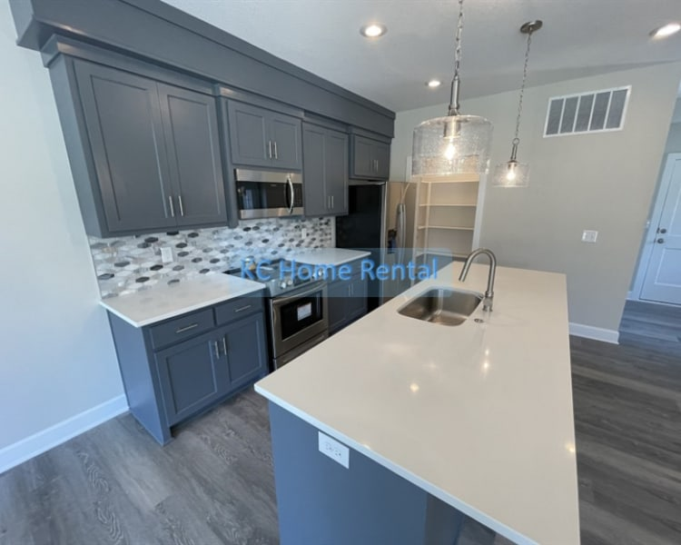 New construction 3 bedroom 2.5 bath home available in Stone Creek Village in Olathe, KS!